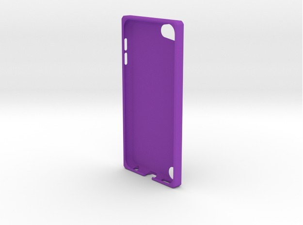 Ipod 5th Case 3d printed