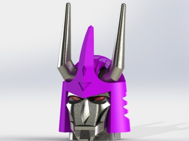 Cyclonus Head - Voyager Scale