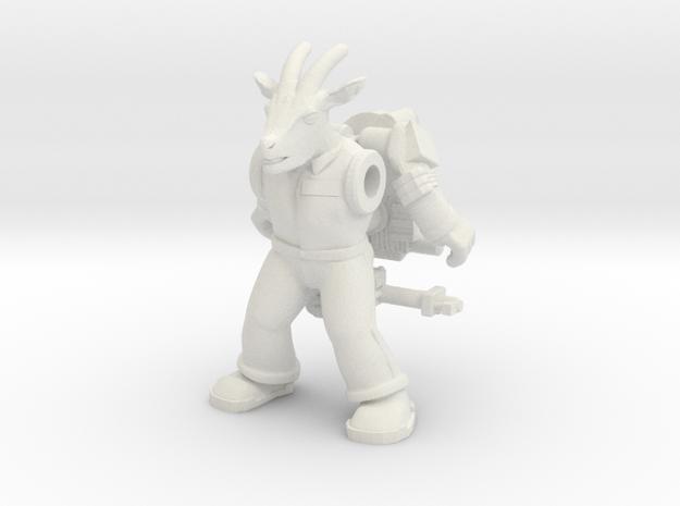 Bleater Venkram Ghoatbuster Figure (Plastic)
