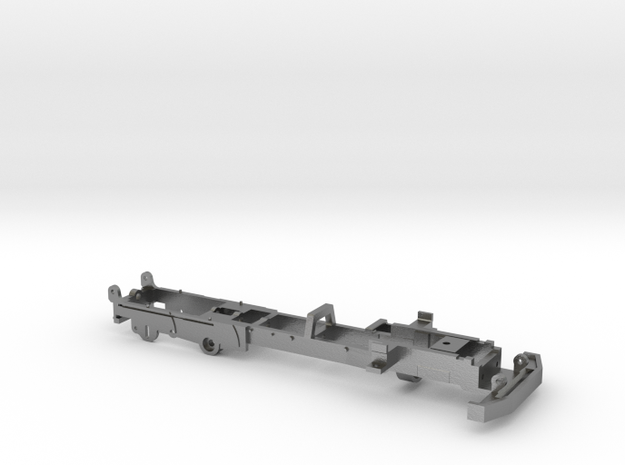 HO: Scania chassis (Work in progress) 3d printed