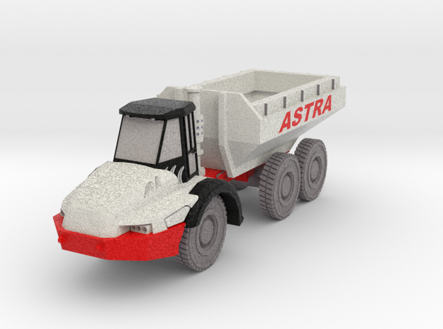 1/160 Astra IVECO ADT 40 DUMP TRUCK in Full Color Sandstone