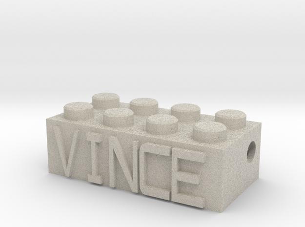 VINCE in Natural Sandstone