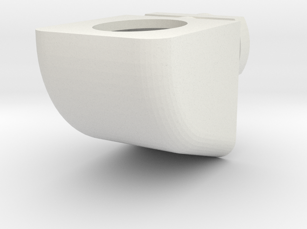 Steun Blokje Keuken in White Natural Versatile Plastic