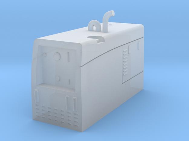 1/87 Generator/Welder Trailblazer 302 Diesel in Smooth Fine Detail Plastic