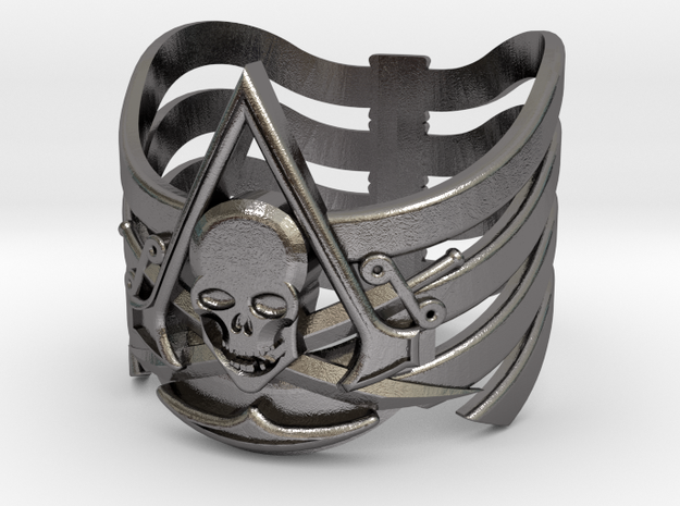 AC pirate ring-med.sizes(15mm/22mm)