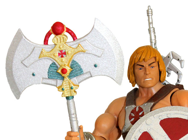 200x He-Man Battle-Axe