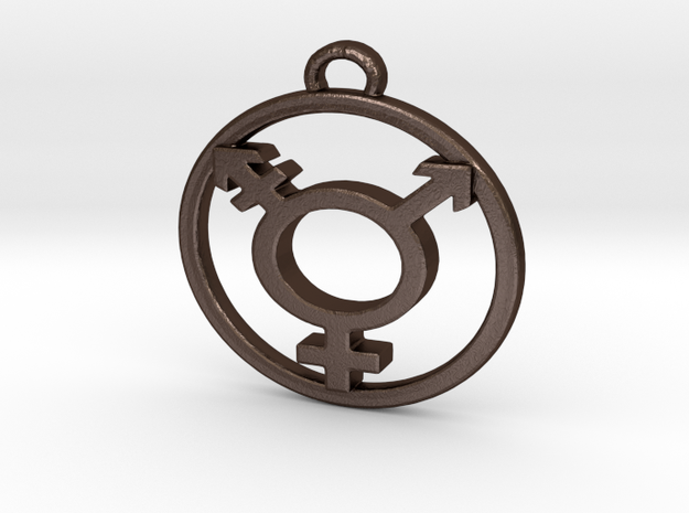 TransGender Pendant -Small