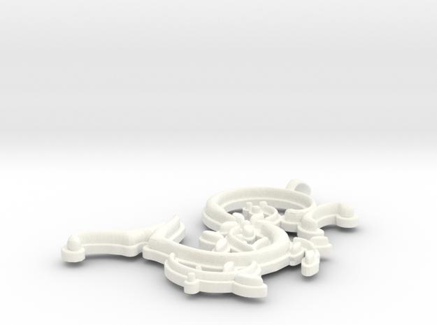Scharm2 3d printed