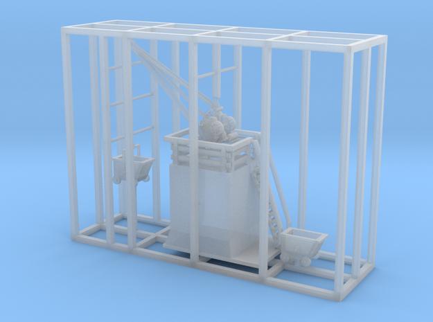 Z Scale Coaling Crane 3d printed