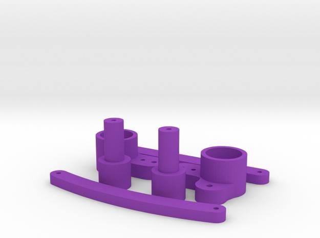 Losi Micro Bellcrank (right facing servo) 3d printed