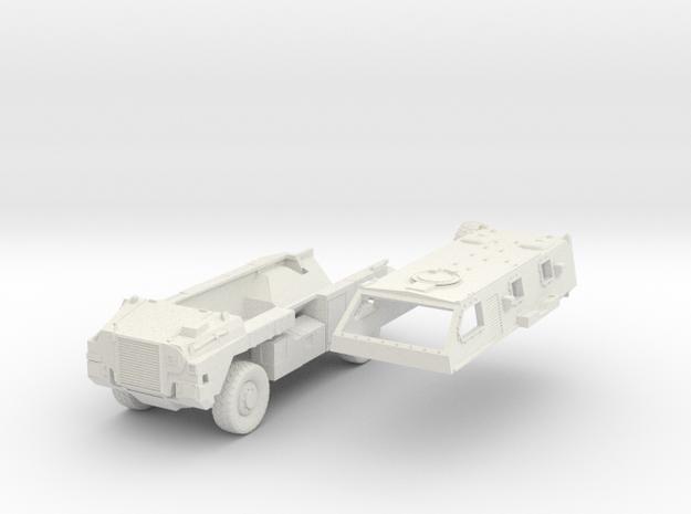 Bushmaster IMV SPLIT(1:72 Scale) in White Natural Versatile Plastic