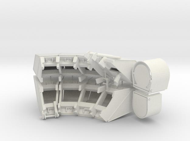 1-16 T55 ENIGMA TURRET Shields