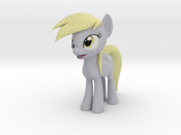My Little Pony - Muffins - Derpy Eyes (≈65mm tall)