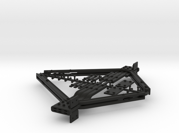 LNER Railbuilt Buffer Stop 3d printed