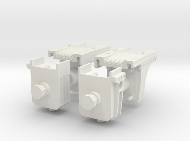 Echo Herc Kit V5  Thighs only in White Natural Versatile Plastic