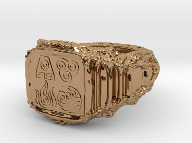Elemental Ring - US Size 13.5