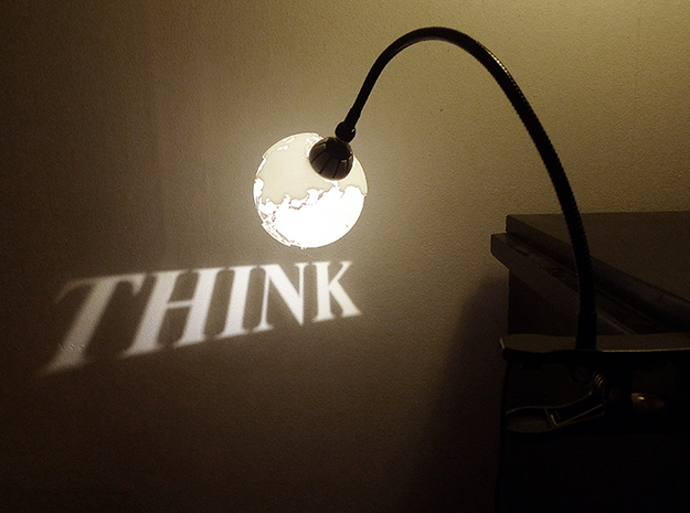 Think in White Strong & Flexible