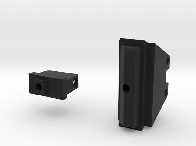 Marui G18 series tall fiber optic set in Black Natural Versatile Plastic