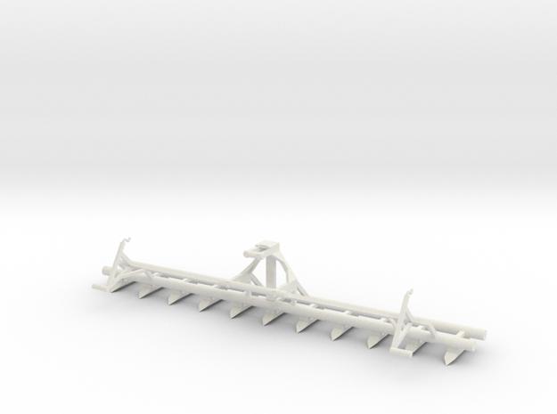 1/64 Field Marker in White Natural Versatile Plastic