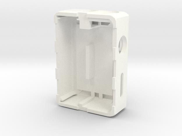Mark V Body in White Processed Versatile Plastic