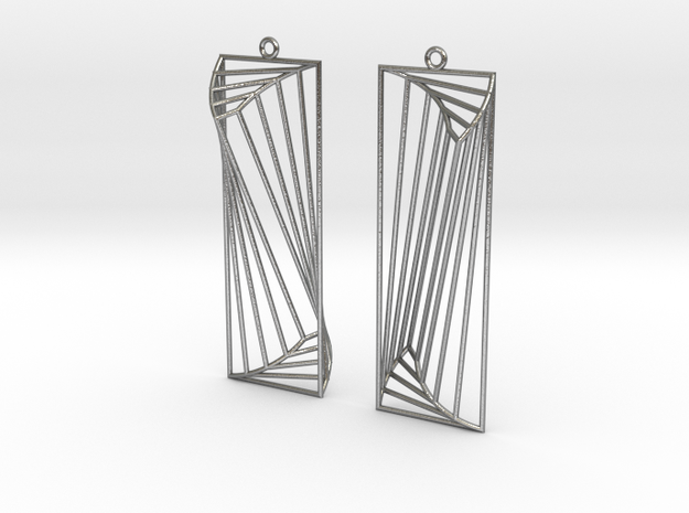 Frames in Natural Silver