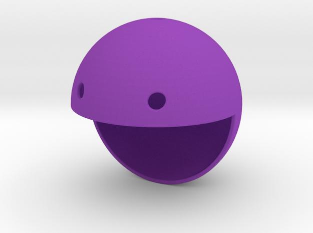 Pac Man Pendant 3d printed