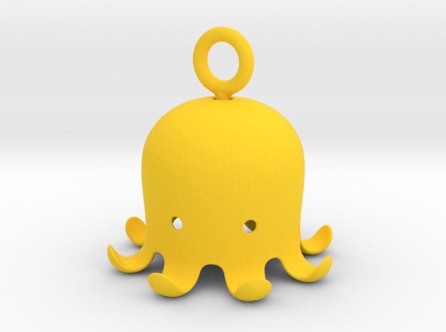 Octopus Pandant