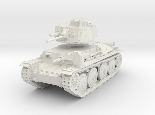 1-72 Basic PzKpfw 38t Ausf G 3d printed