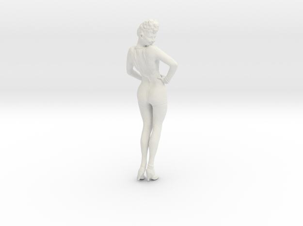1-24 Betty Grable Bathsuit 3d printed