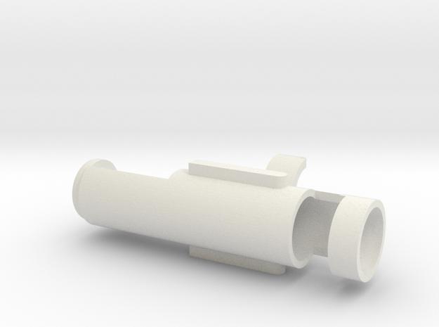 Specialty Round Hop Unit (short cut) 3d printed