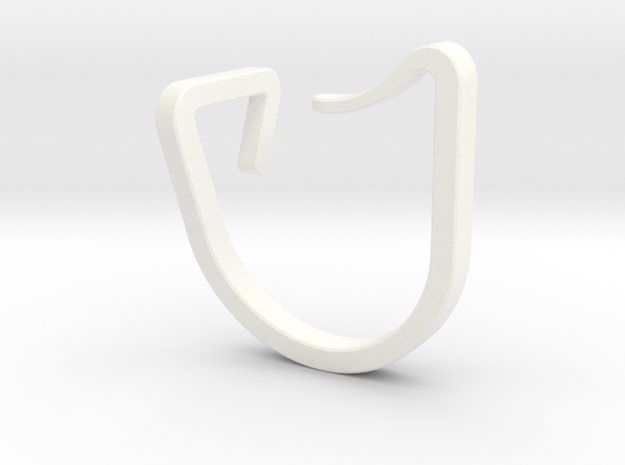 Keon V1*, a ring that holds your key(s) 3d printed
