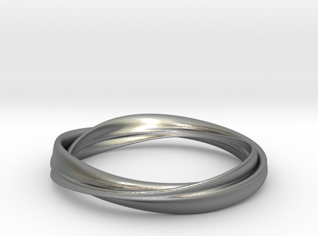 No Addition Or Multiplication, Yet Still A Ring 3d printed