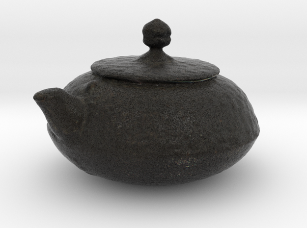 The Japanese Ironware in Full Color Sandstone