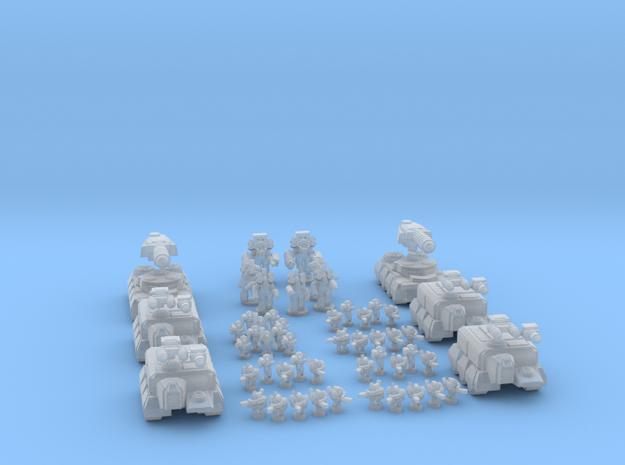 UWN - STARTER ARMY