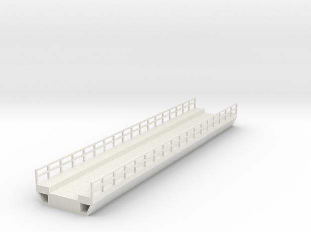 N Modern Concrete Bridge Deck Single Track 180mm
