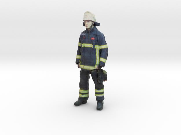 Fireman Joe in Full Color Sandstone