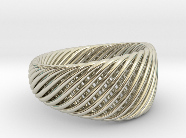 Twisted Ring - Size 5