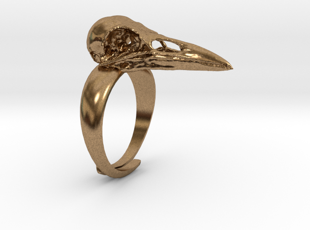 Crow Ring - adjustable