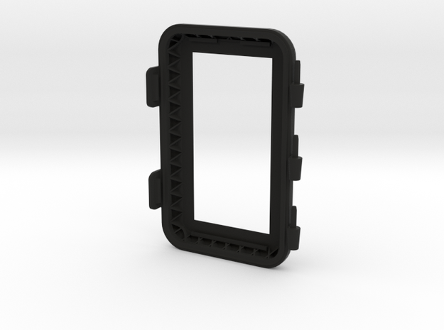 waterproof housing for mobile phones from 3'5 to 5 in Black Natural Versatile Plastic