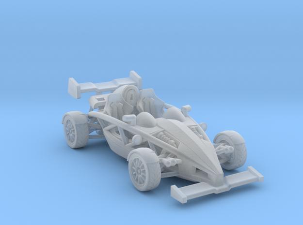"Atom HO scale model w/wings 1.7"" RHD in Smooth Fine Detail Plastic"