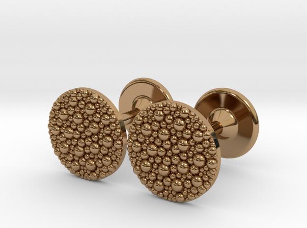 Granulated Cufflinks