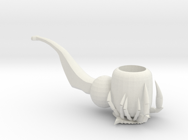 Davy Jones pipe 3d printed