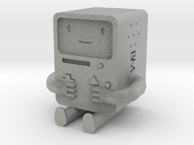 BMO is metal! 3d printed