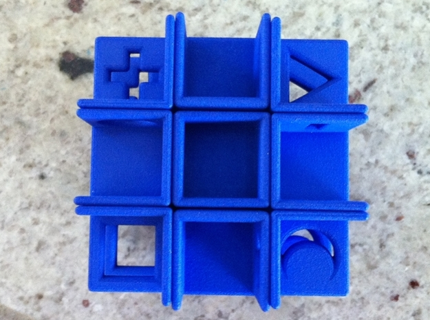 Shapes! 3d printed
