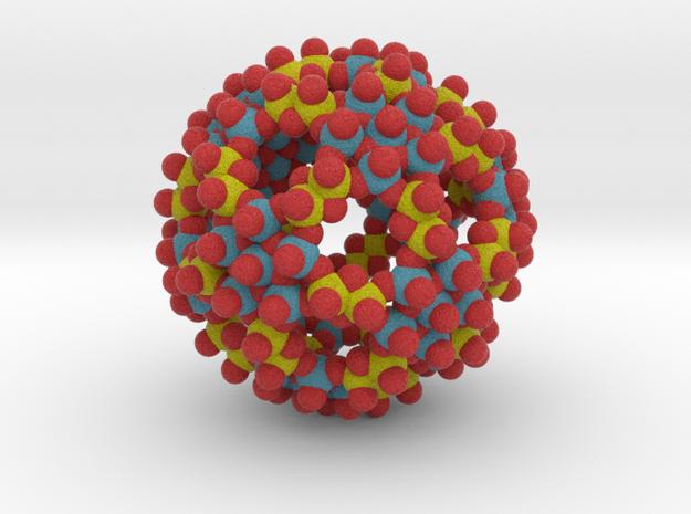 Sphere-Mo132-7cm 3d printed
