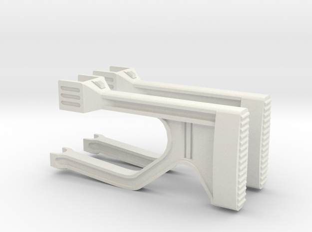 6th Scale Tmp Stock Only 3d printed