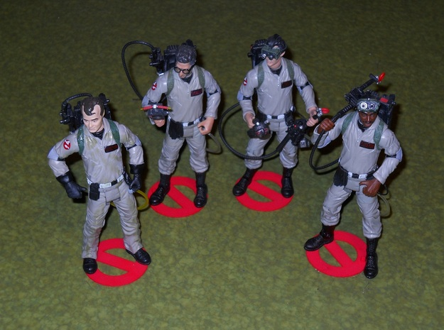 Bassmasters Base Set in Red Processed Versatile Plastic