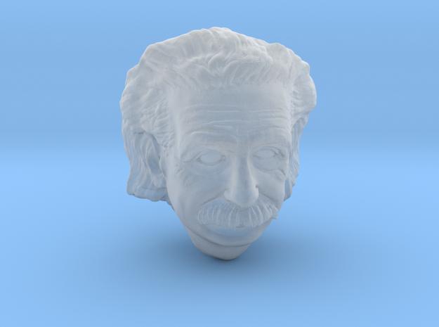 1:6 scale hallow einstein head 3d printed