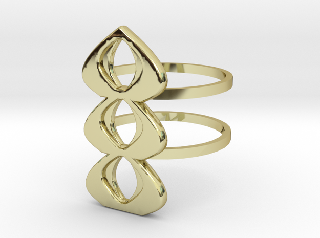 mod atomic ring size 10 3d printed