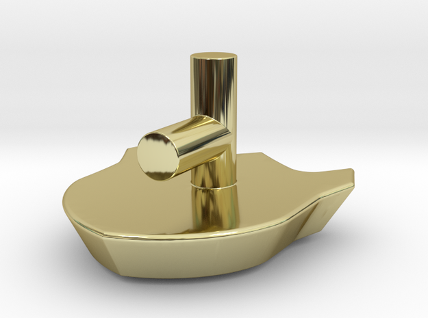 Mirror Shield III 3d printed